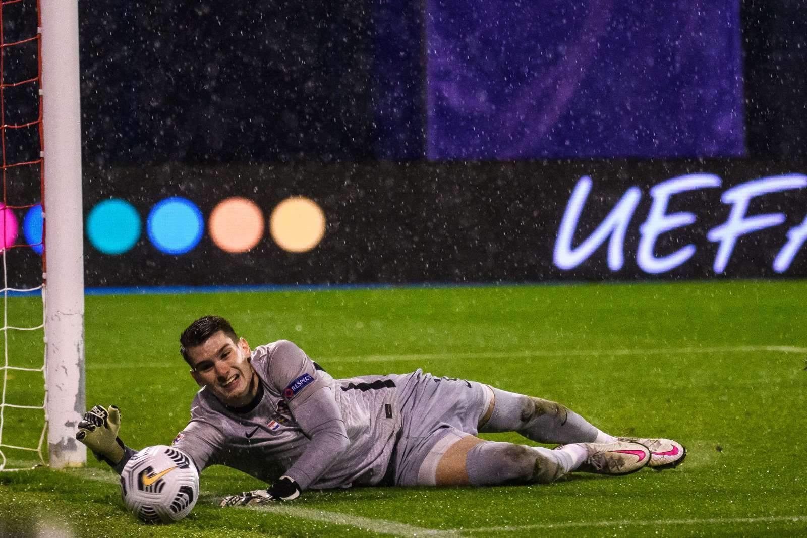 Ливакович – о матче со сборной Испании: «Если мы хотим быть лучшими, то должны обыгрывать лучших»