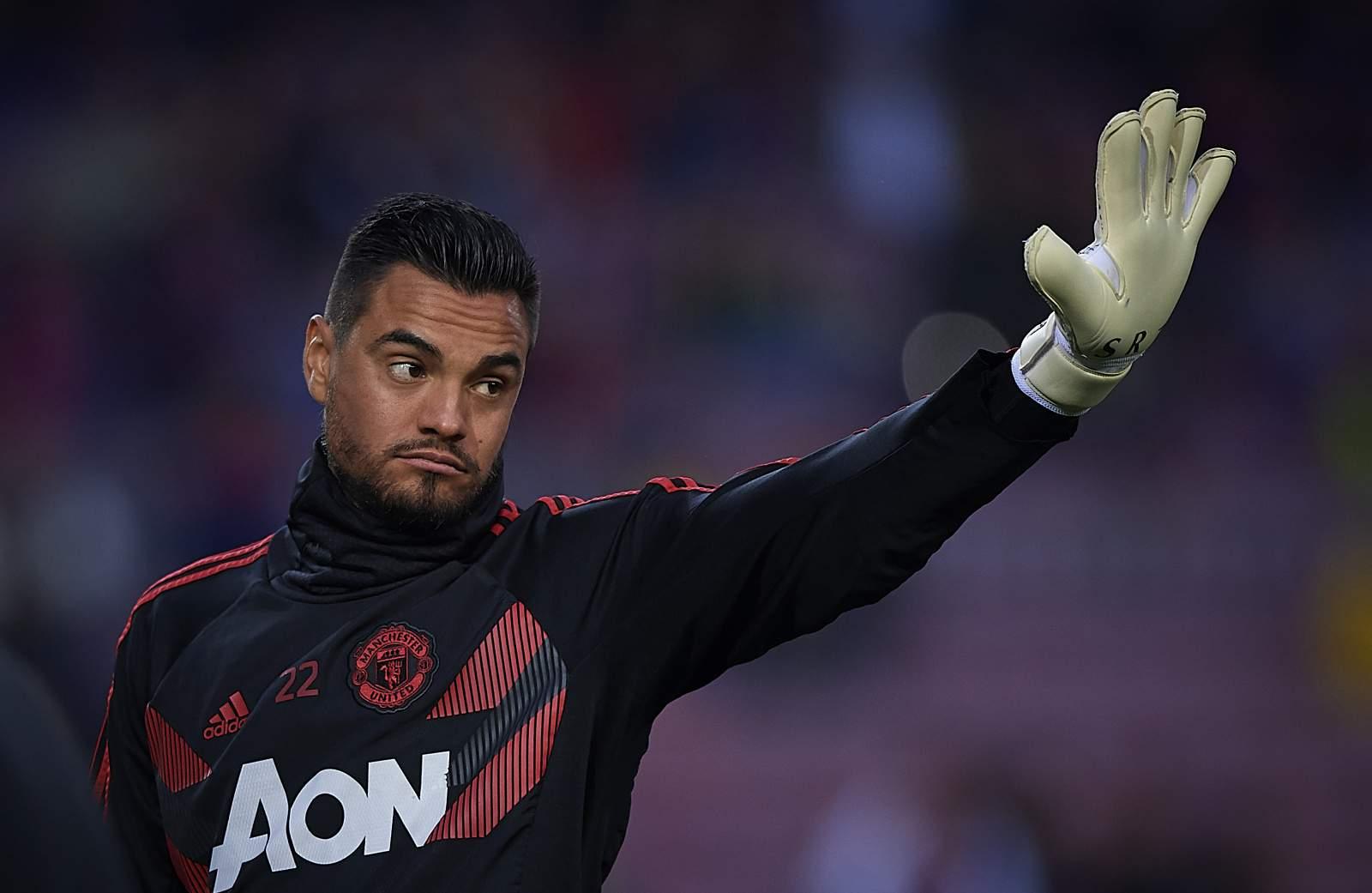 «Валенсия» нацелилась на голкипера «Манчестер Юнайтед»