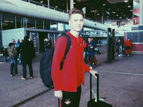 Михаил мищенко игрок футбол