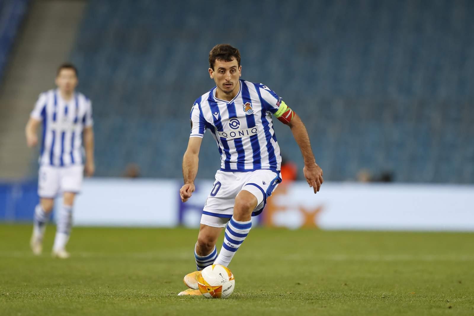 «Реал Сосьедад» обыграл «Райо Вальекано» благодаря голу с пенальти