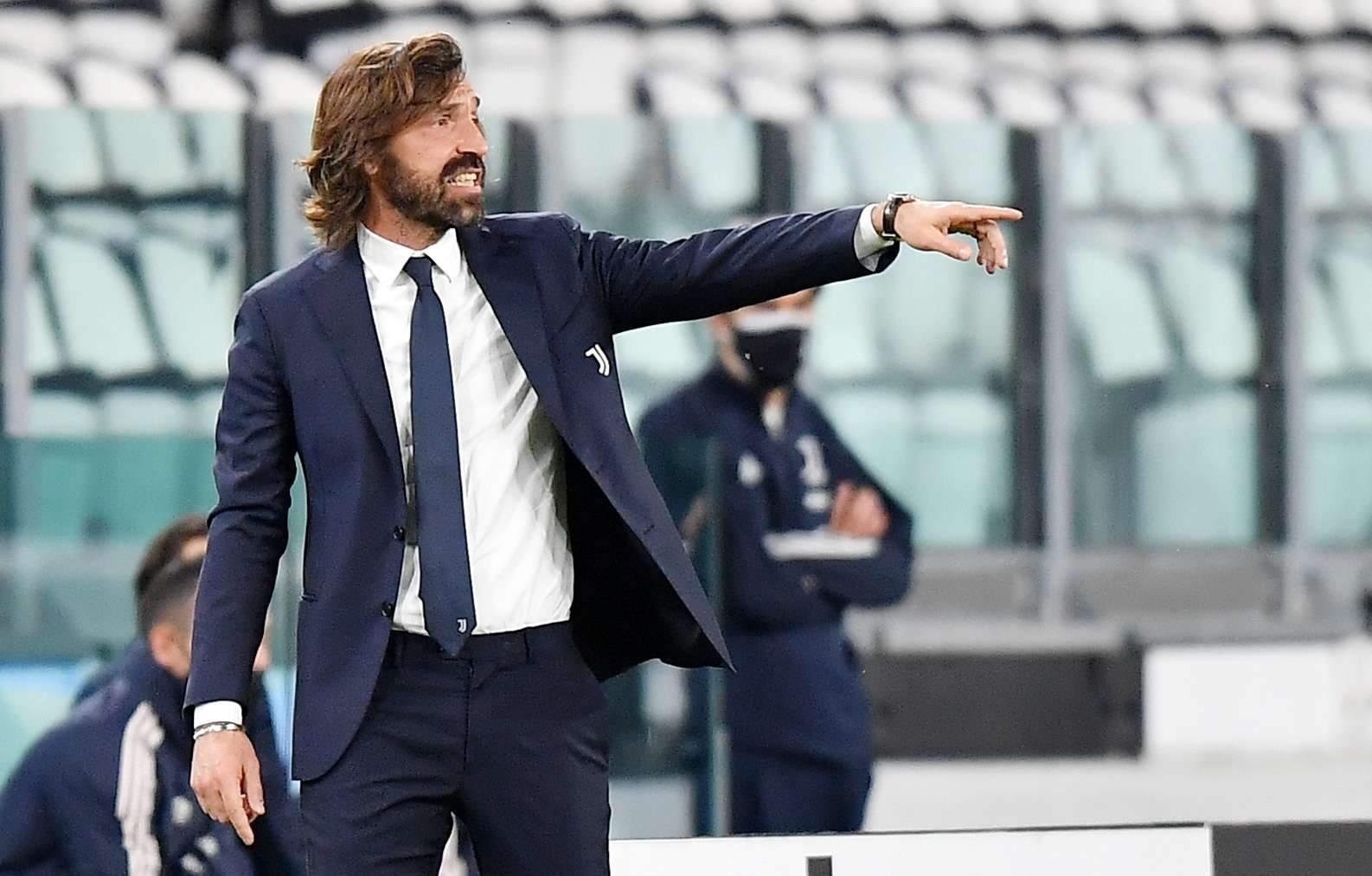 Пирло может возобновить тренерскую карьеру в Серии А