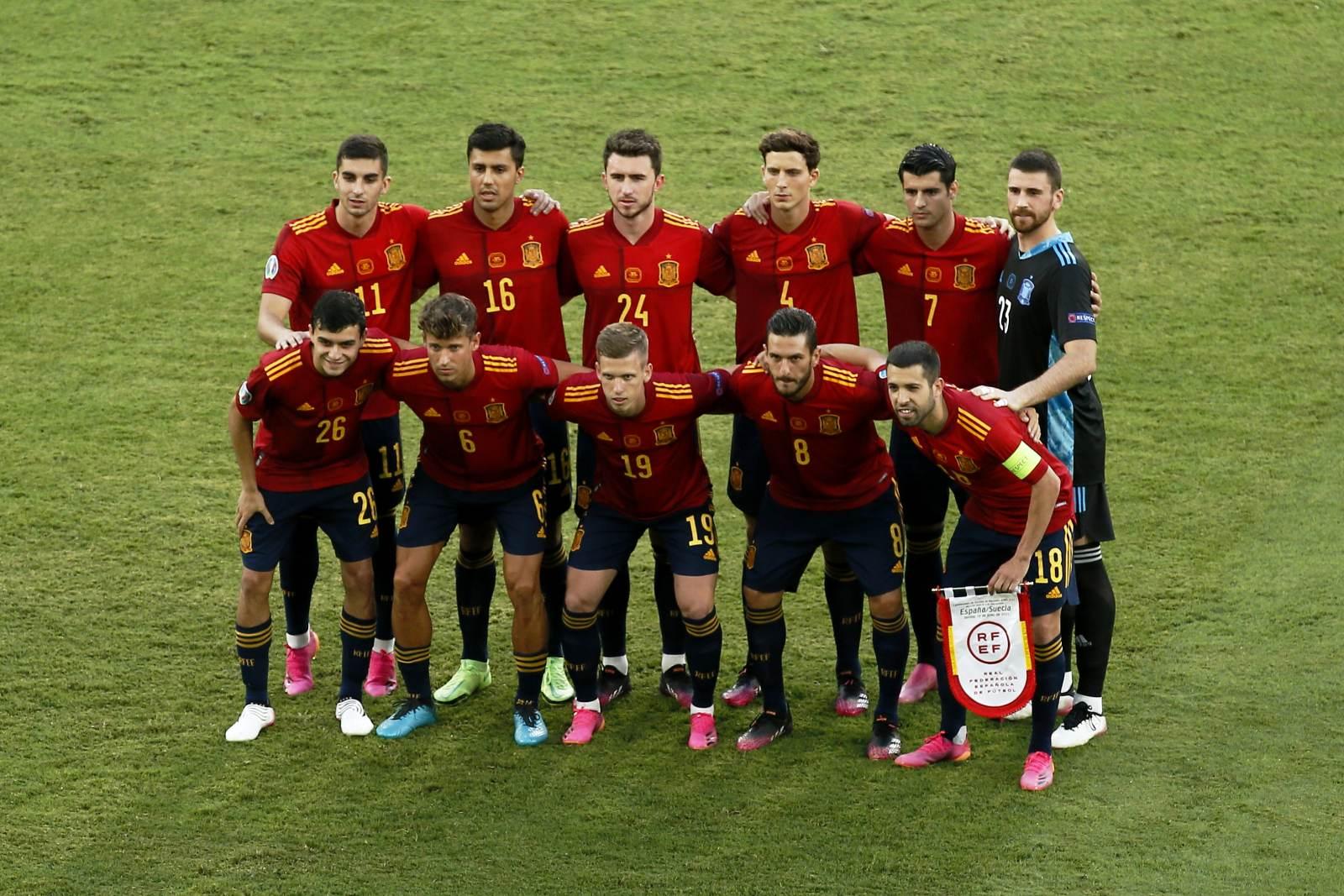 Швеция – Испания - 2:1 (завершён)