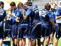 Оползень в Натале не помешает игре Италия - Уругвай