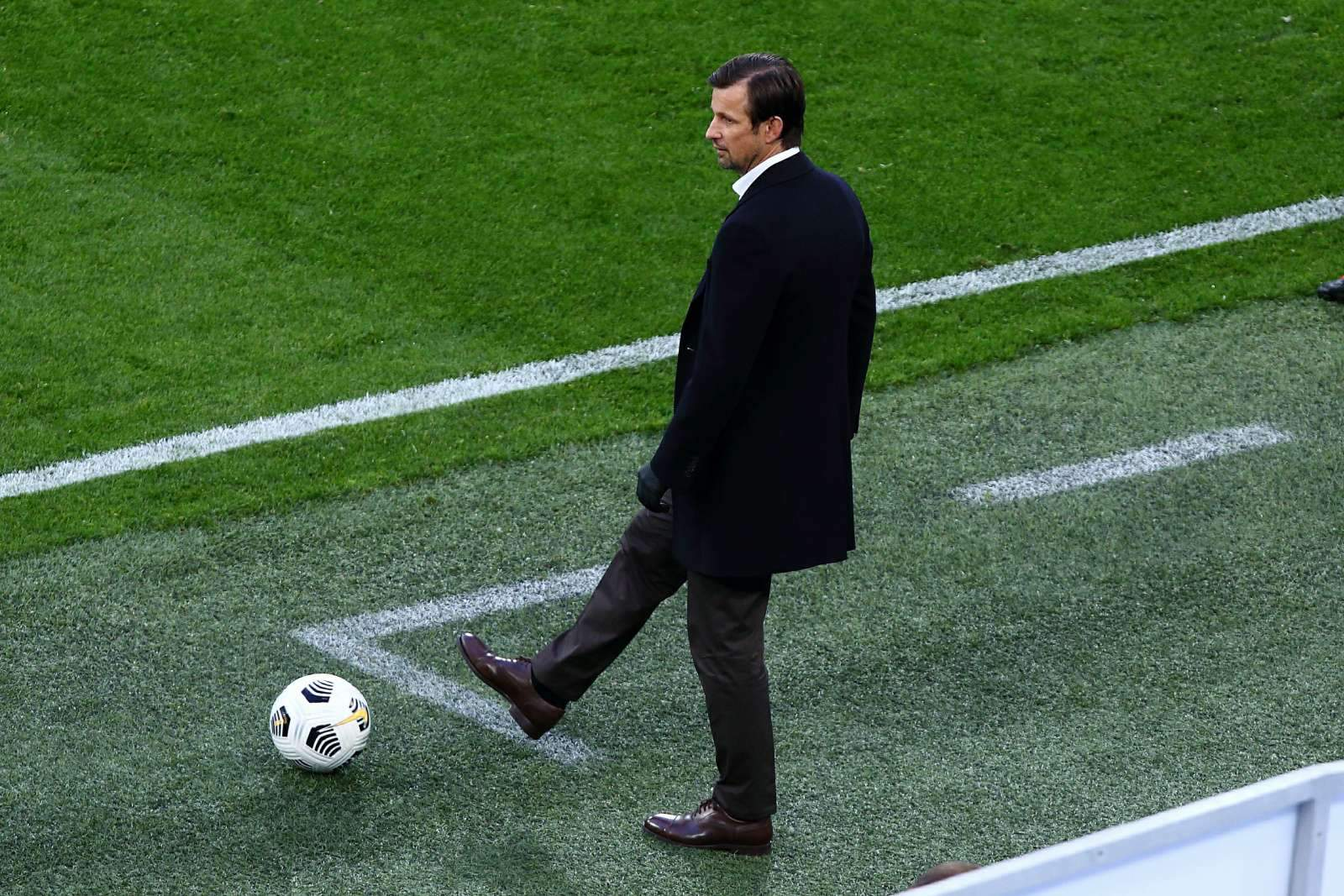 Семак ответил на вопрос о возможной отставке с поста главного тренера «Зенита»