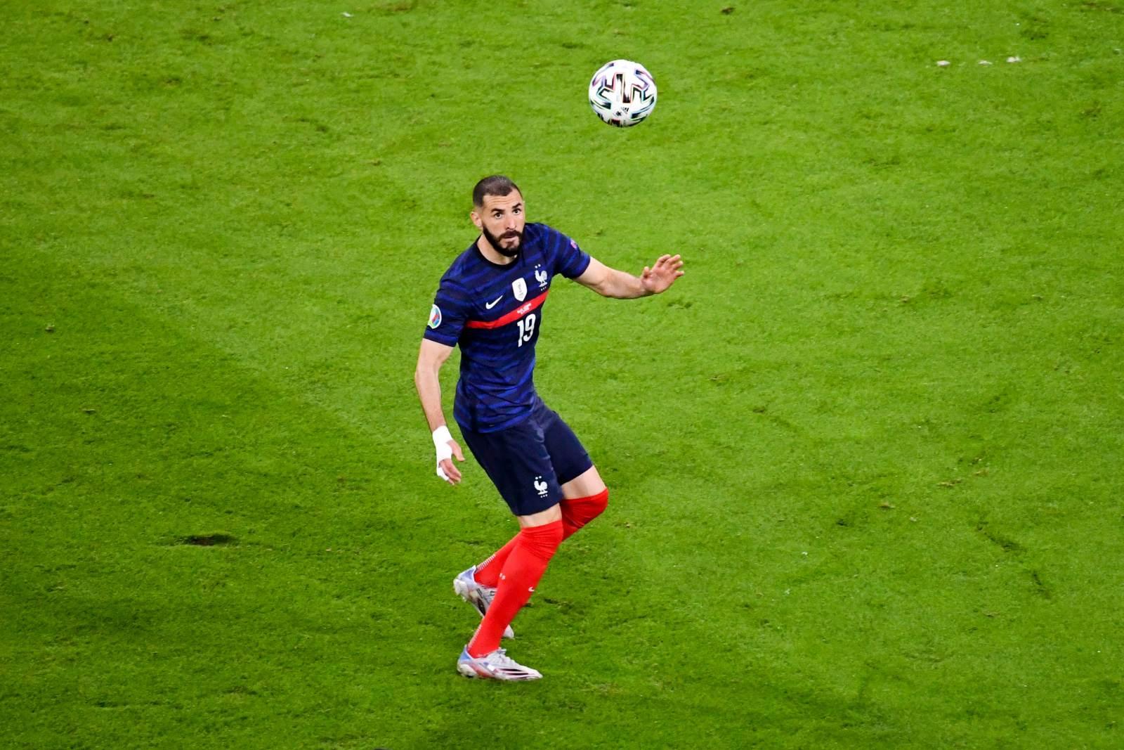 «Реал» считает, что Бензема должен получить «Золотой мяч»
