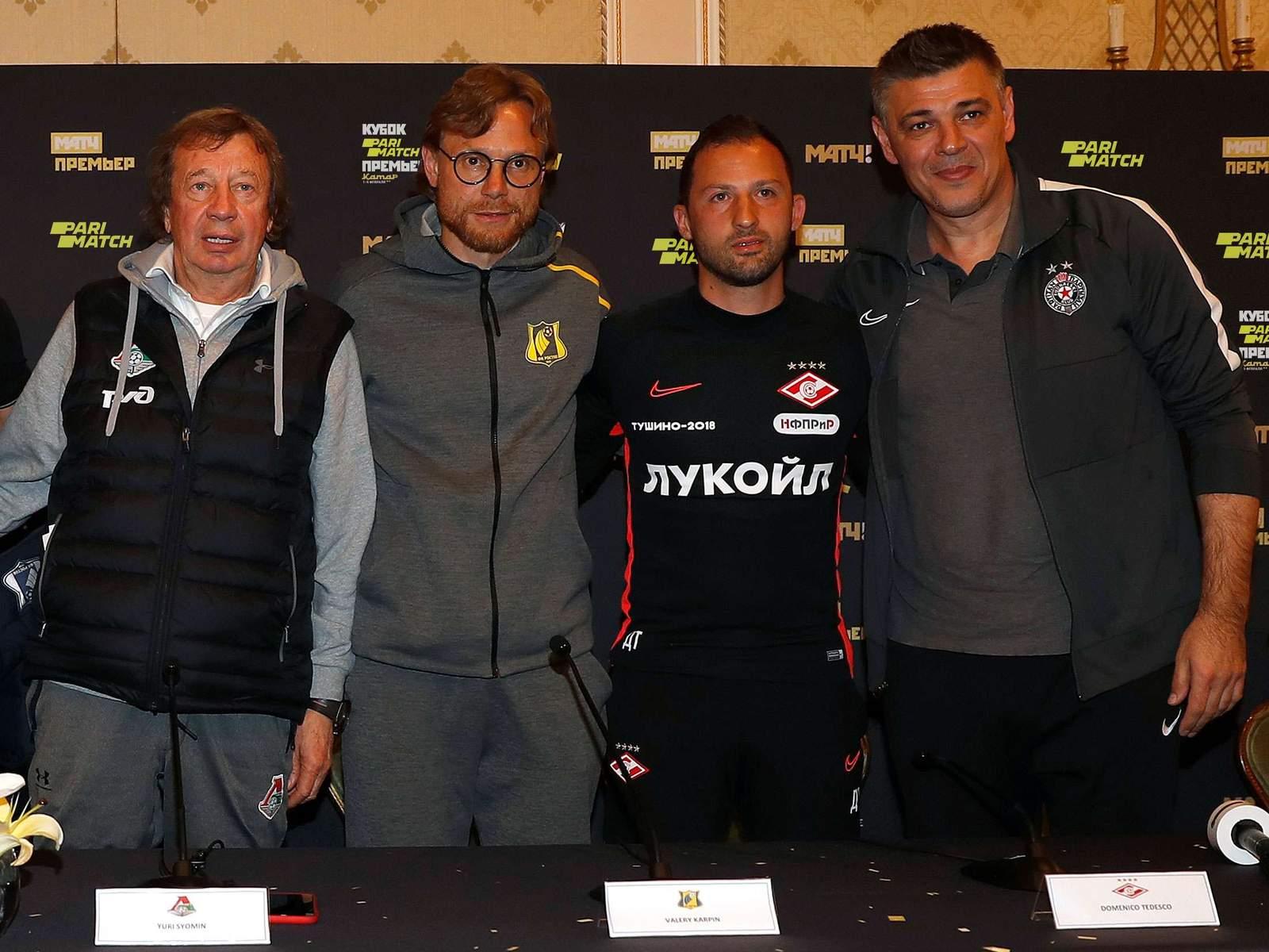 Главный тренер «Партизана» отказался считать Кубок Париматч Премьер международным турниром
