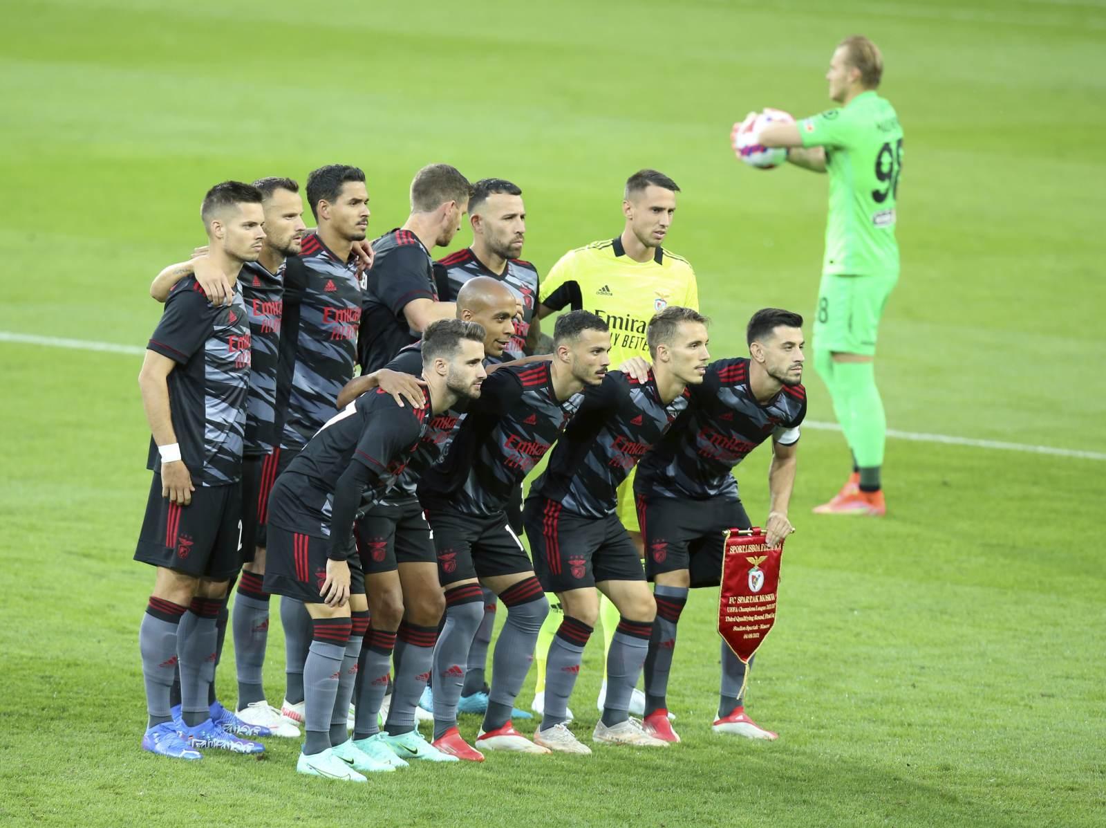 «Динамо» Киев – «Бенфика» - 0:0 (завершён)
