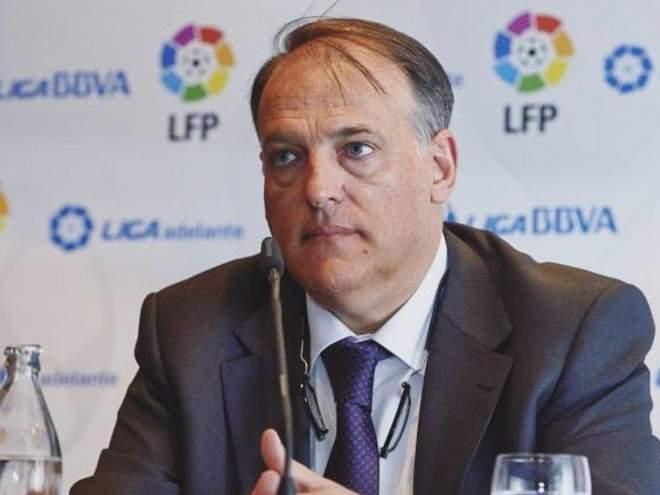Глава Ла Лиги высказался о расистском скандале на матче «Валенсии»