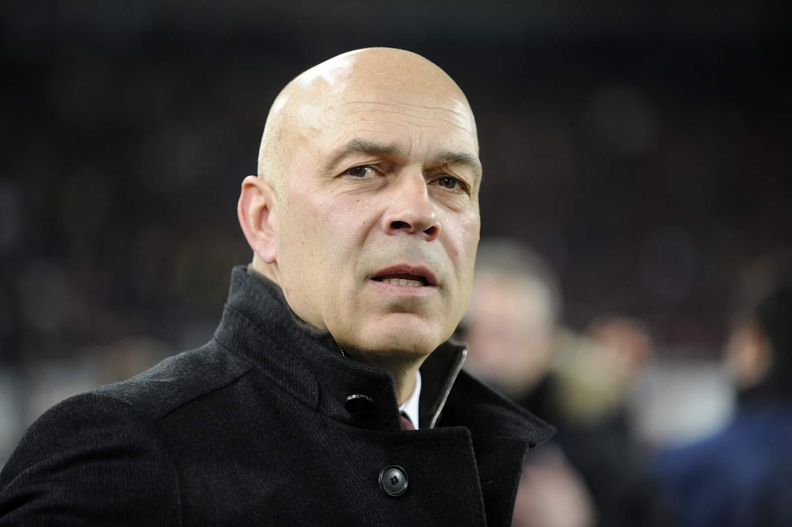 «Шальке» в третий раз за сезон увольняет тренера