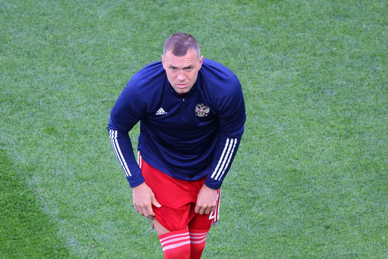 Дзюба не вызван в сборную России
