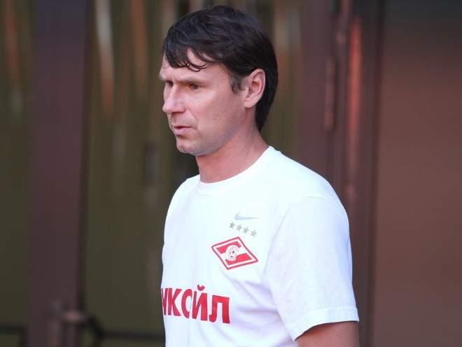 Титов: «В первом тайме было страшно за «Спартак»