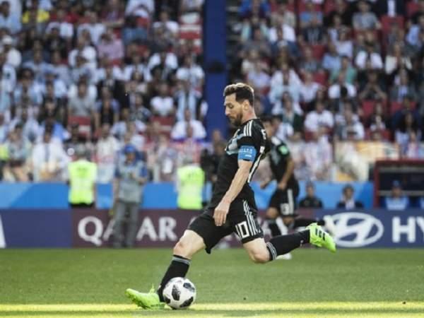 Месси назвал причину неудачной игры сборной Аргентины на Кубке Америки