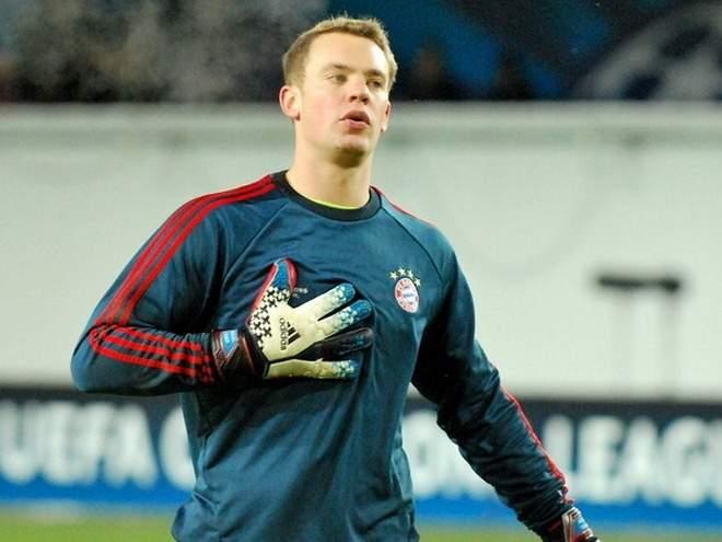 «Бавария» не готова удовлетворить требования Нойера по новому контракту