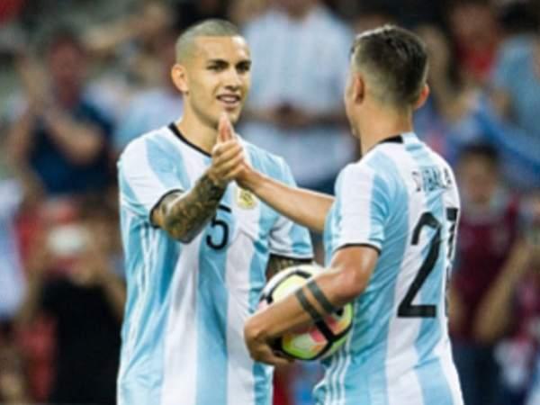 Паредес помог сборной Аргентины разгромить Ирак