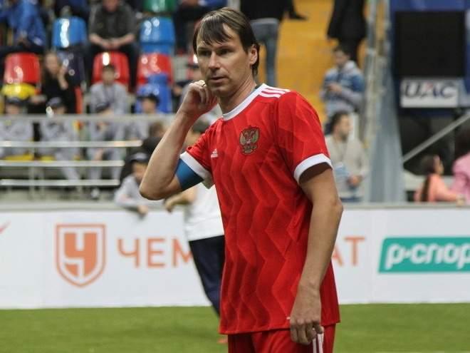 Титов и Аленичев посетят матч «Тамбов» - «Спартак»