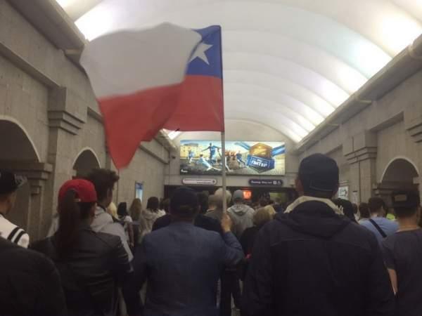 Все матчи чемпионата Чили были перенесены из-за массовых протестов