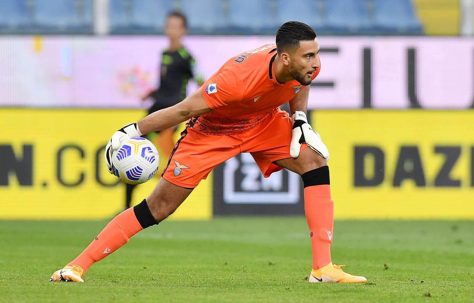 «Боруссия» хочет подписать голкипера «Лацио»