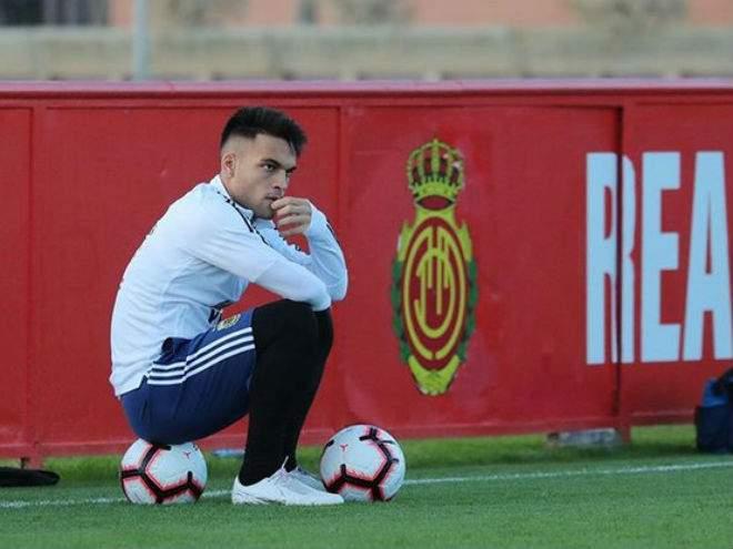 Лаутаро Мартинес попросил одного из топ-агентов найти ему новый клуб
