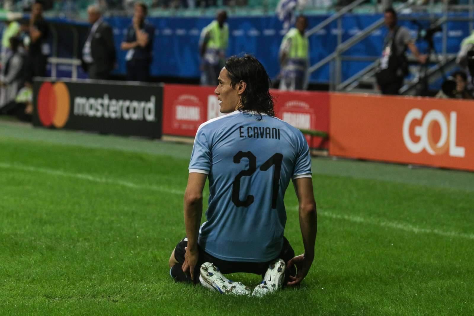 Уругвай оказался сильнее Парагвая и точно не сыграет с Бразилией раньше финала кубка Америки