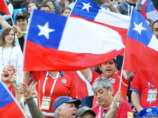 Сборная Чили одержала минимальную победу над Боливией