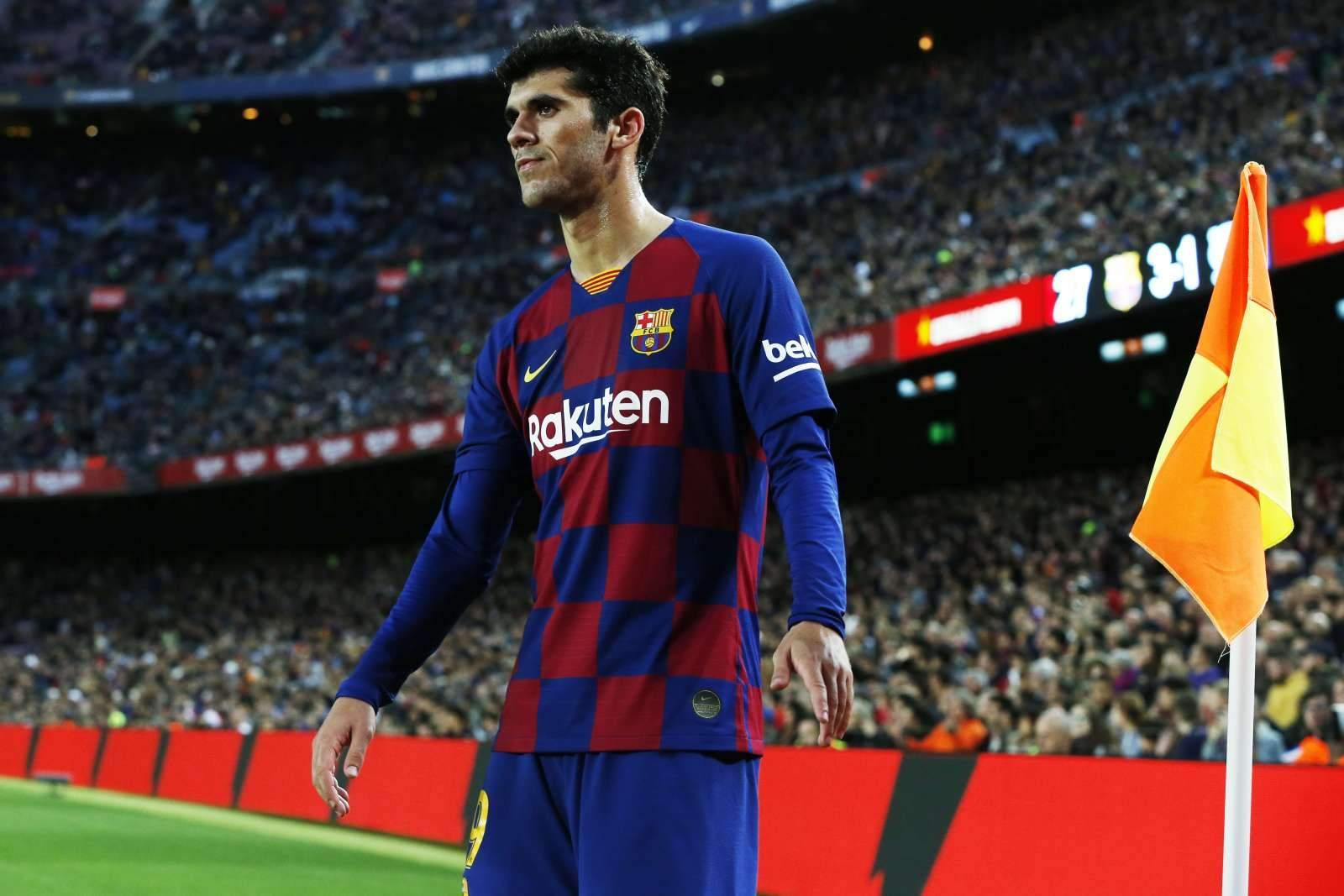Аленья сменил «Барселону» на «Хетафе» до конца сезона
