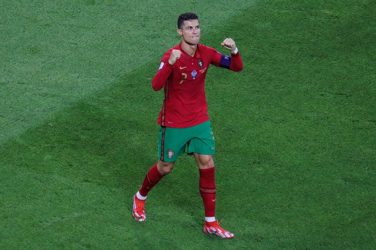 Роналду установил очередной рекорд