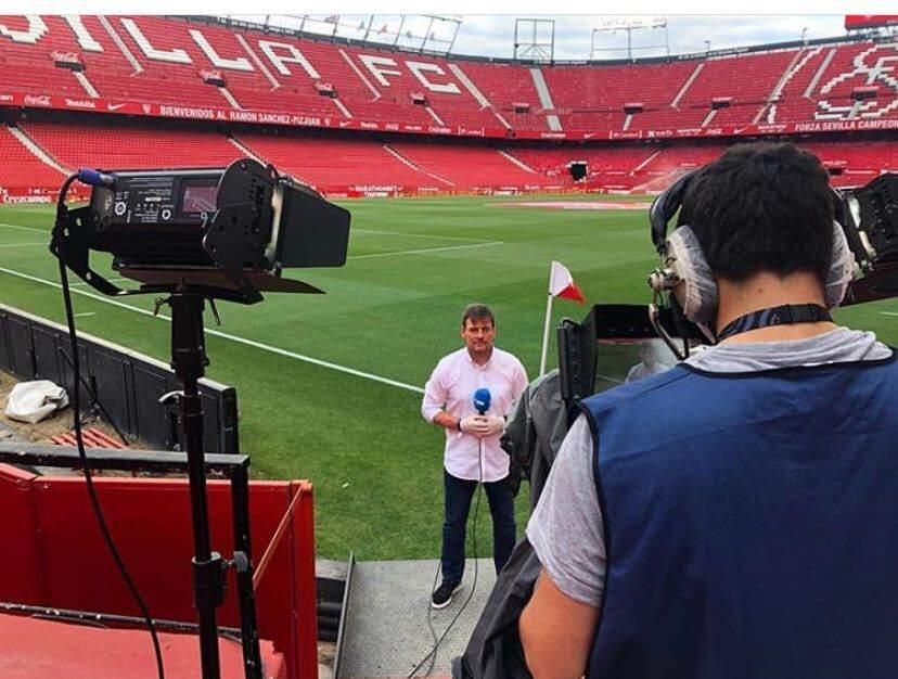 Испанский журналист Сиера: «Атмосфера на матче в Испании была ярче, чем в Германии, но это требовало больших усилий»