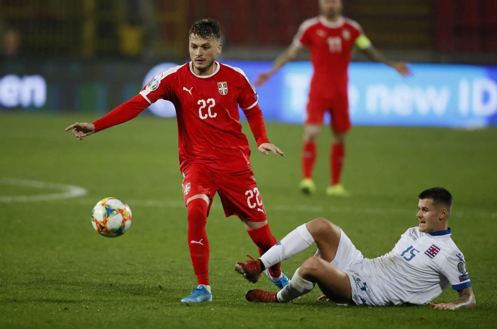«Сампдория» может подписать игрока, отказавшего «Спартаку»