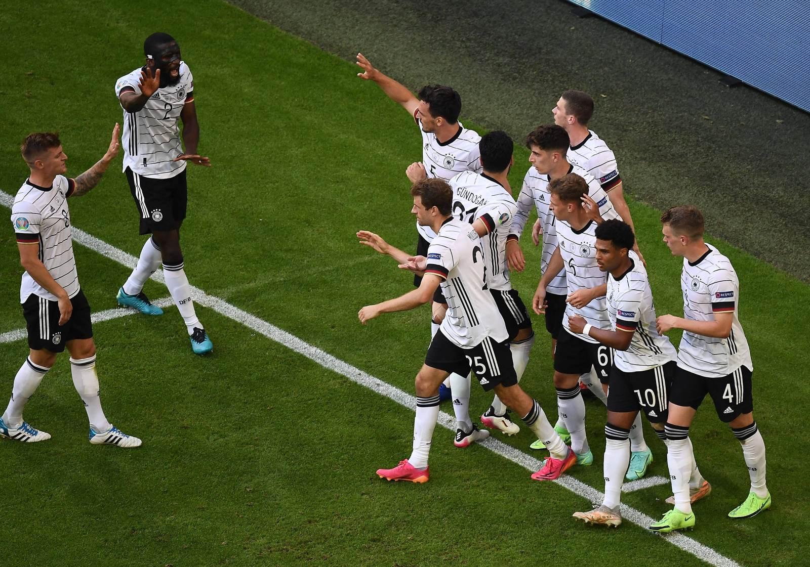 Лихтенштейн - Германия - 0:2 (завершён)