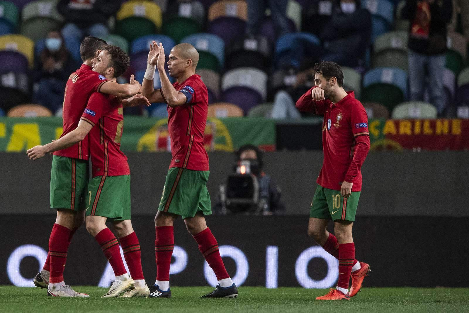 Сербия - Португалия - 2:2 (завершён)