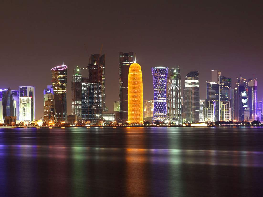 «Грязные деньги и современное рабство»: Фанаты «Лиона» вывесили баннер против чемпионата мира в Катаре