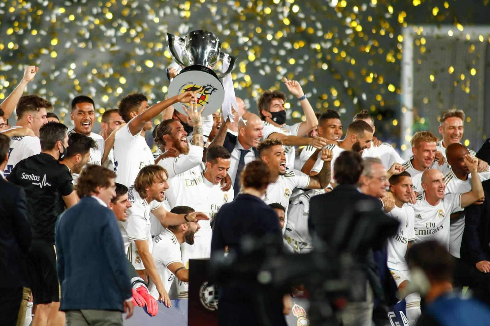 Состоялась жеребьёвка полуфиналов Суперкубка Испании