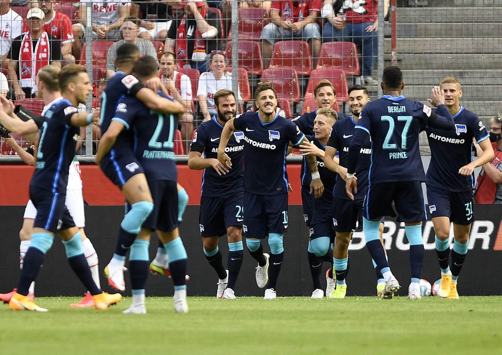 «Герта» - «Гройтер Фюрт»: прогноз и ставка на матч чемпионата Германии – 17 сентября 2021