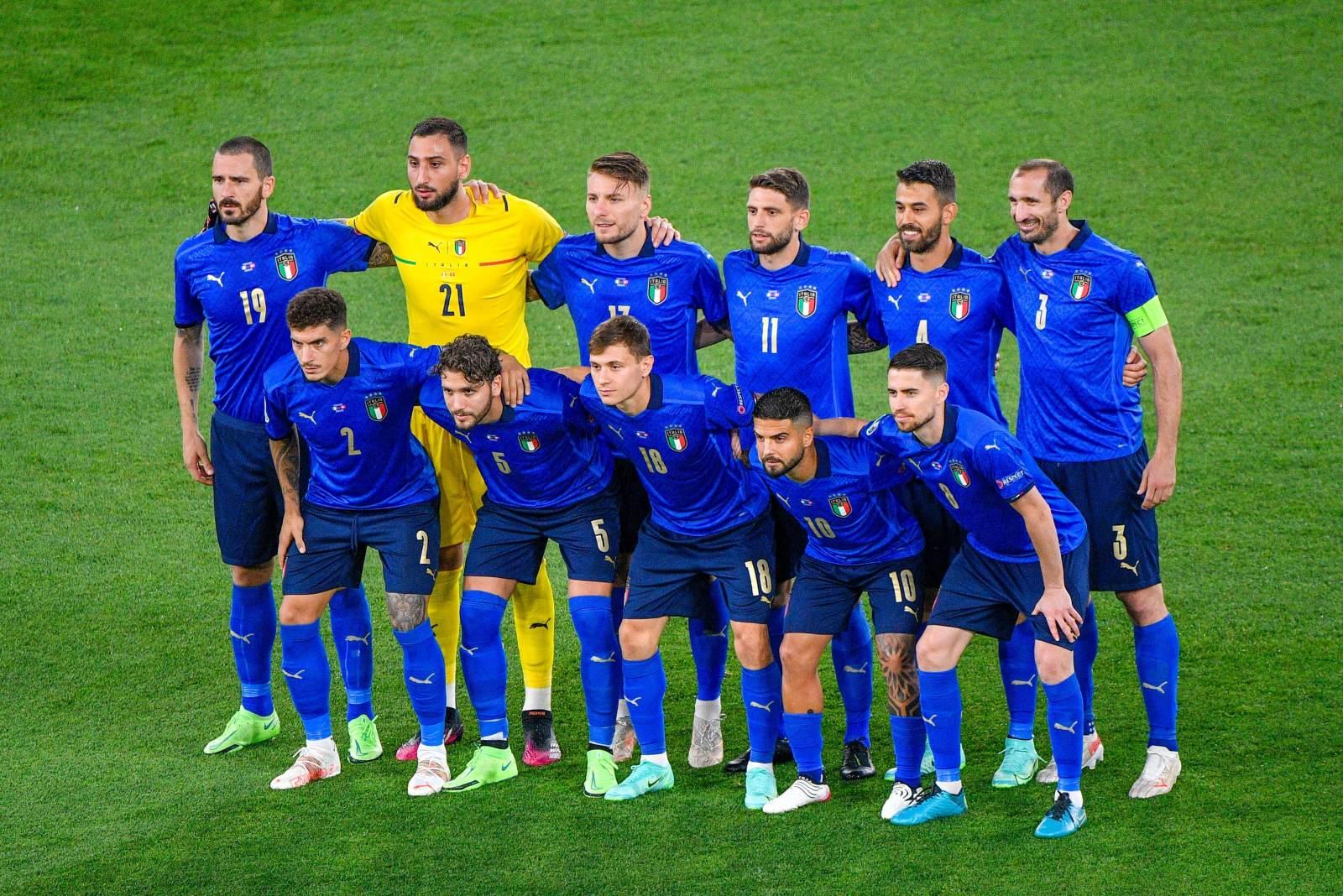 Италия не станет чемпионом Европы – что произошло в группе А
