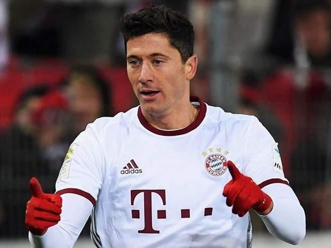 «Бавария» забила 4 гола «Хоффенхайму» и прошла дальше в Кубке Германии