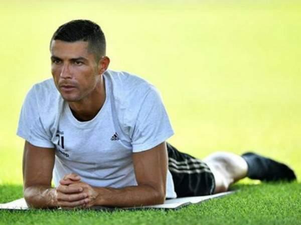 Роналду приехал на тренировку «Ювентуса» на 4 часа раньше, чтобы поработать индивидуально