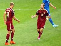 """Канепа: """"Кержаков будет прибавлять с каждым последующим матчем"""""""