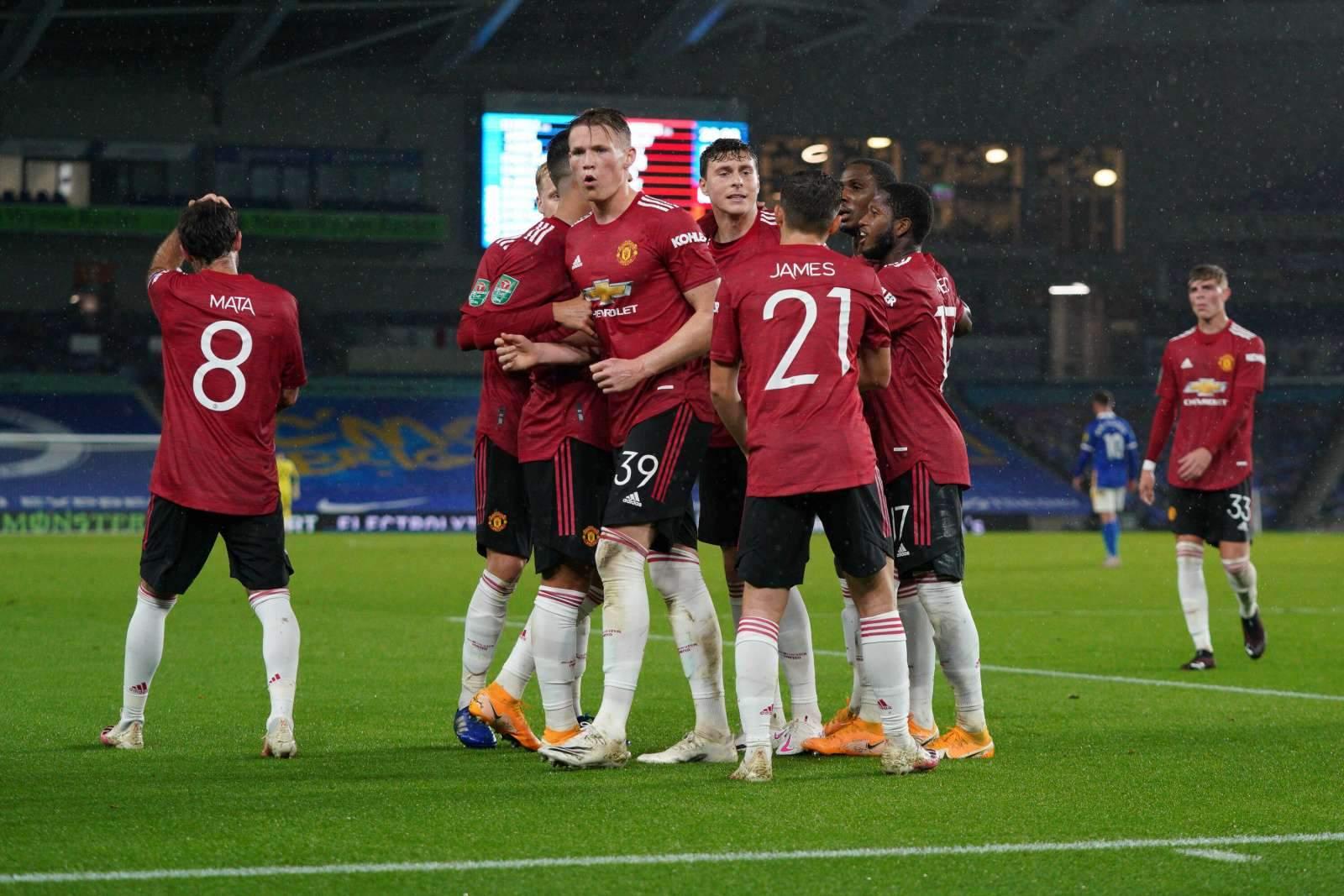 «Бёрнли» - «Манчестер Юнайтед» - 0:1 (закончен)