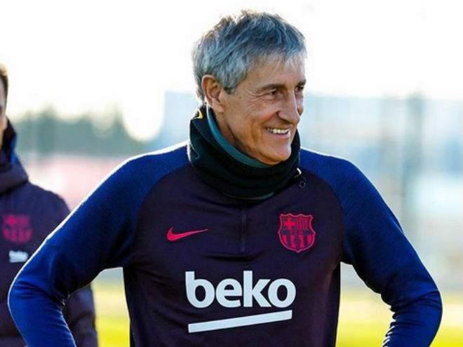 «Барселона» решила уволить Сетьена и рассматривает кандидатуры трёх тренеров