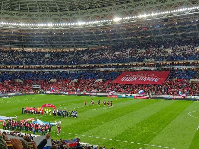 Сборная России может сыграть товарищеский матч со сборной из топ-20 рейтинга ФИФА