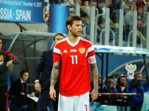 """Смолов: """"Сейчас я готов совершенно искренне извиниться за пенальти в матче с Хорватией"""""""