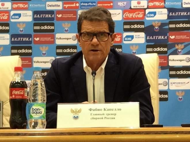 Капелло: «Неприезд Месси иРоналду нацеремонию ФИФА— это неуважение»