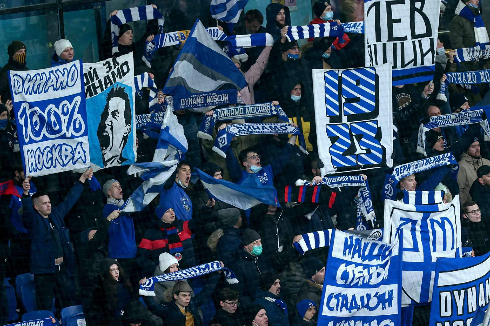 Захаряна признали лучшим игроком «Динамо» в феврале-марте