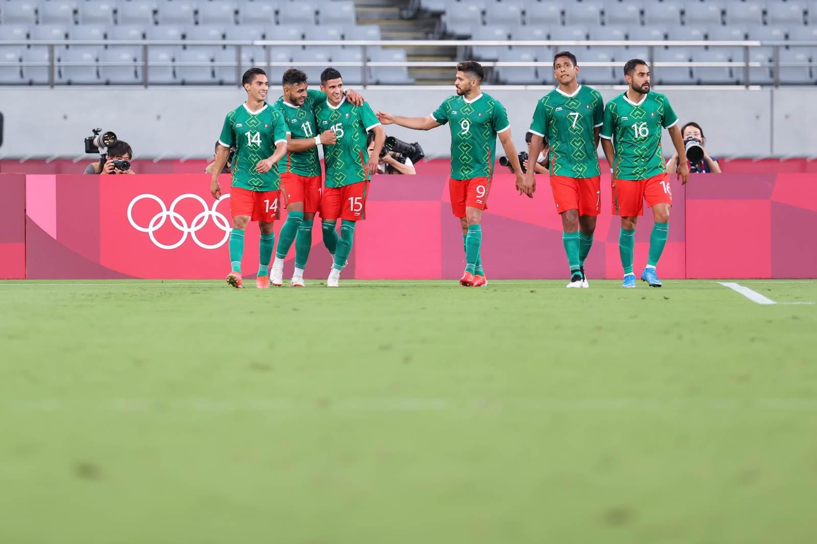 Сборная Мексики выиграла бронзу на Олимпиаде