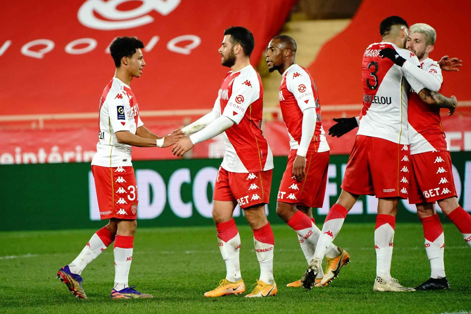 «Монако» по пенальти прошёл «Метц» в Кубке, Головин не играл