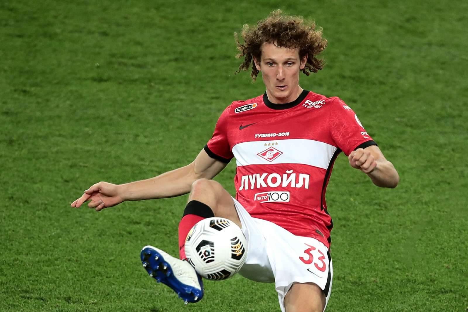 Крал: «Играть в АПЛ – мечта, но сейчас я сконцентрирован на «Спартаке»