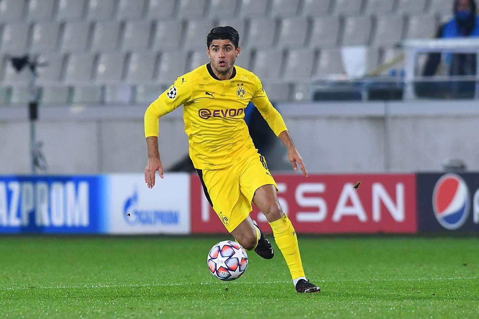 Дауд продлил контракт с дортмундской «Боруссией»