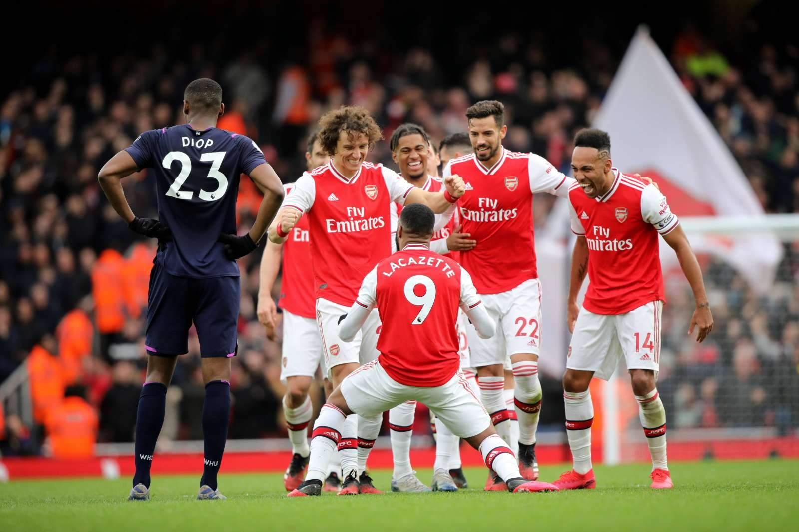 «Арсенал» сделал предложение «Лиону» по Ауа