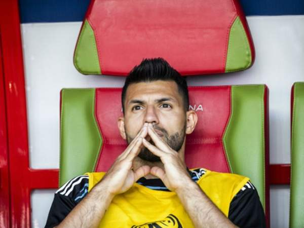 Агуэро подписал новый договор с«Манчестер Сити»
