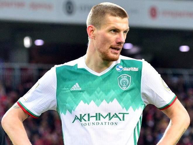 «Динамо» хочет купить защитника «Ахмата»